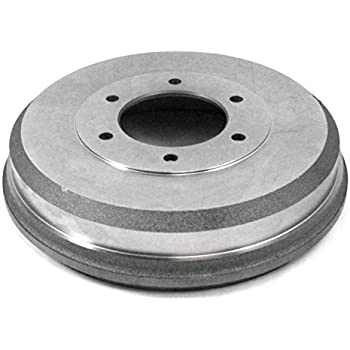 DuraGo BD35002 Rear Floating Brake Drum
