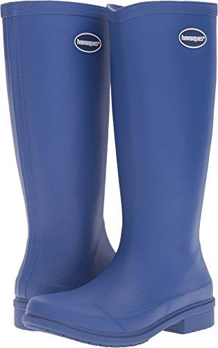 Pictures of Havaianas Women's Rain Boot Galochas Hi Marine Blue 1