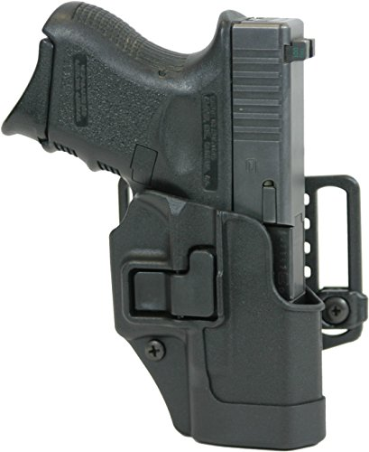 - Blackhawk Serpa CQC Concealment Right Hand Belt & Paddle Combination Holster for Glock 26/27/33 - 410501BK-R