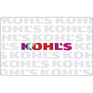 Kohl's Gift Card