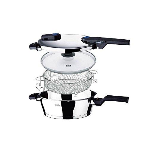 fissler pressure pan set - 4