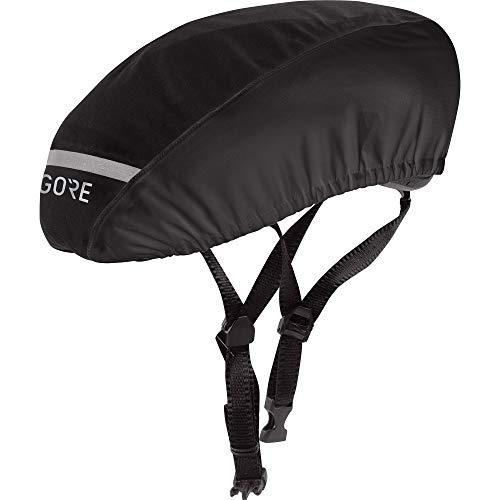 GORE WEAR C3 Helmet Cover GORE-TEX, Size: 60-64, Color: Black
