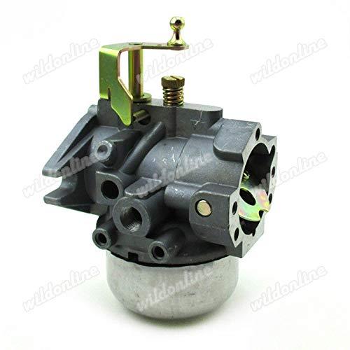 FidgetKute Carburetor for Kohler K321 K341 Cast Iron 14hp 16hp 14 HP 16 HP Engine Carb
