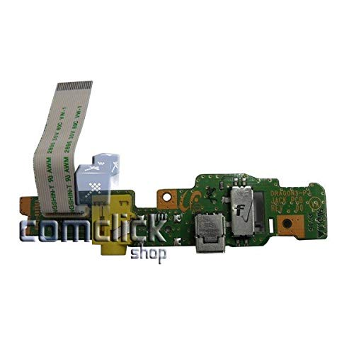 PCI Jack com Conectores para Filmadora Samsung SC-D371