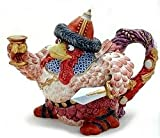 Attila the Hen Novelty Teapot