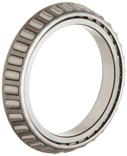 Timken 37431A Tapered Roller Bearing, Single Cone, Standard Tolerance, Straight Bore, Steel, Inch, 4.3125