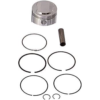 Wiseco 4574M07600 76.00mm 11:1 Compression ATV Piston Kit