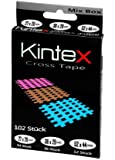 Kintex Cross-Physiotape Mix Box 102 Pflaster gemischt