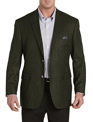 - Oak Hill DXL Big and Tall Textured Sport Coat