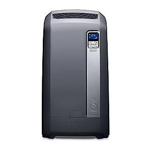 DeLonghi Mobiles Klimageraet Wasser-Luft System, PAC WE 128 Öko Silent, EEK: A+