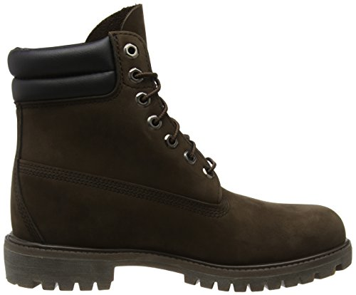In Double Polacchine Waterproof Timberland 6 Marrone Collar Uomo