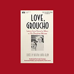 Love, Groucho Audiobook