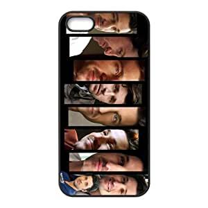 """iphone 5s plastic protective back case cover with famous TV show """"grey's anatomy"""" pattern-6"""