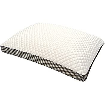 Amazon Com Therapedic Trucool King Memory Foam Pillow 5