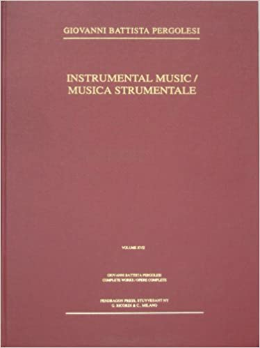 }REPACK} Instrumental Music Of G.B. Pergolesi (Complete Works / Opere Complete). About Essay Hoteles timer motor ventas player build