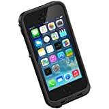LifeProof FRE iPhone 5/5s Waterproof Case - Retail Packaging - BLACK