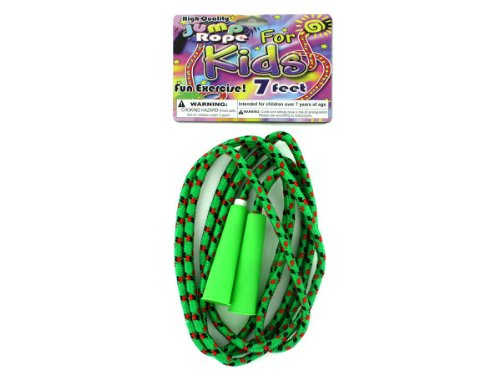 Colorful Kids Jump Rope - Pack of 72 by bulk buys