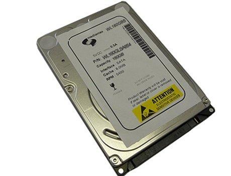 White Label 160GB 8MB Cache 5400RPM SATA 2.5