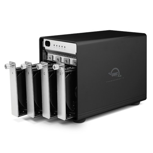OWC ThunderBay 4 Raid 5 Edition 12.0 TB 4-Bay External Drive by OWC