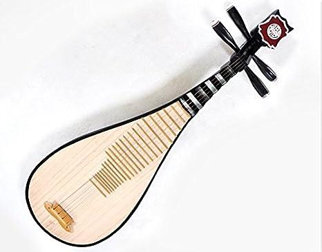 Calidad Marca nuevo tamaño de viaje pipa instrumento chino Laúd ...