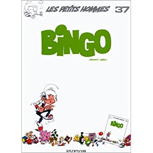 Les Petits Hommes, tome 37, Bingo ! (French Edition) Seron and Desprechins