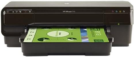 HP Officejet 7110 Wide Format ePrinter - Impresora de tinta (12000 ...