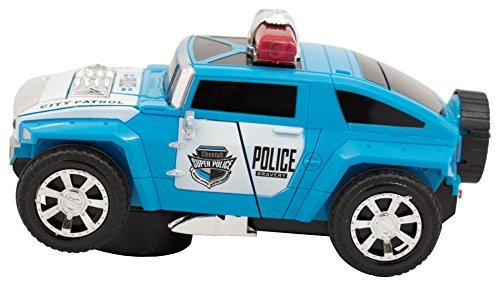 Toys Go To The Police
