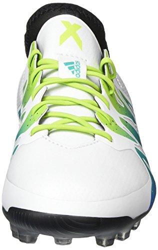 Semi da Uomo X Ftwr Core Scarpe Slime White 1 adidas Bianco Calcio 15 Black AG Solar qcXgS0APw
