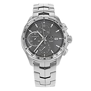 Tag Heuer Link automatic-self-wind male Watch CAT2013.BA0952 (Certified Pre-owned)