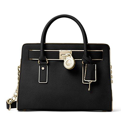 michael-kors-hamilton-e-w-saffiano-satchel-handbag-one-size-black-specchio