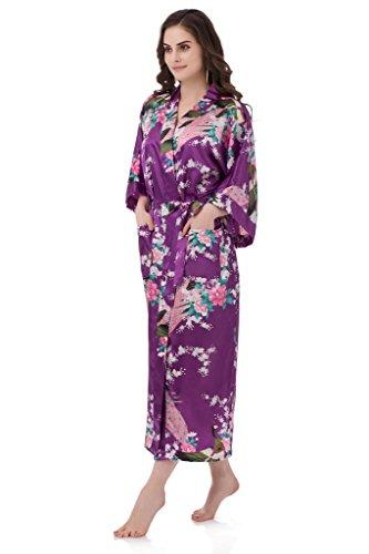 gusuqing Womens Kimono Long Robe product image