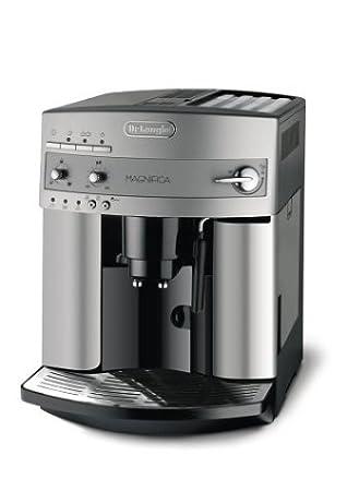 DeLonghi Magnifica ESAM 3200.S Independiente Totalmente automática Máquina espresso 1.8L 2tazas Plata -