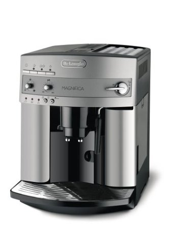 DeLonghi EAM3200 Magnifica Super Automatic Espresso/Coffee Machine