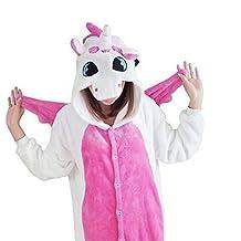 Clearance Big Deal Unisex Adult Unicorn Onesie Kigurumi Pajamas Cosplay Costume Anima