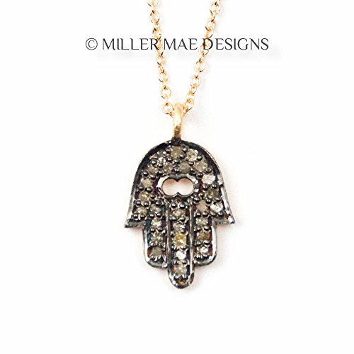 pave-diamond-hamsa-charm-necklace-on-14kt-gold-filled-chain-handmade-by-miller-mae-designs