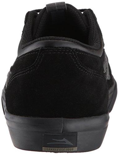 Lakai Suede Griffin Black Negro Black Grey MS317 Suede Negro HHfgr