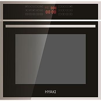 Amazon.com: empava kqp65b-14 – 220 V vidrio templado ...