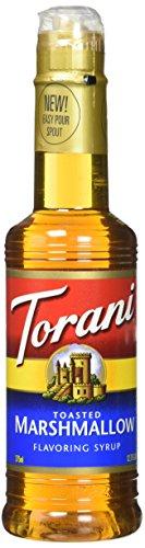 Torani Syrup, Toasted Marshmallow, 12.7 Fluid Ounce - Marshmallow Chocolate Sugar