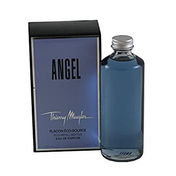 Amazoncom Thierry Mugler Angel Eau De Parfum Splash Eco Refill