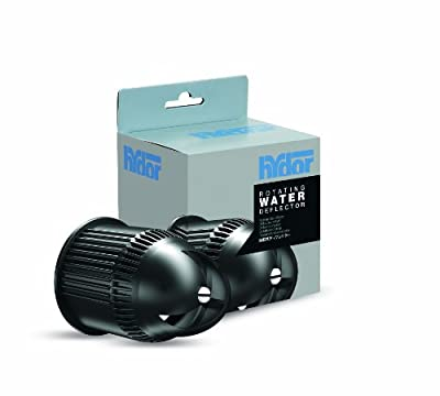 Hydor Flo Rotating Water Deflector Attachment by Hydor USA, Inc.