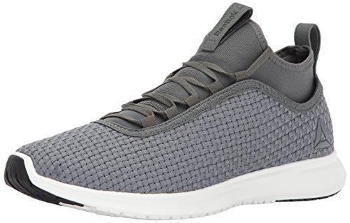 Reebok Men s Plus Runner Woven Sneaker