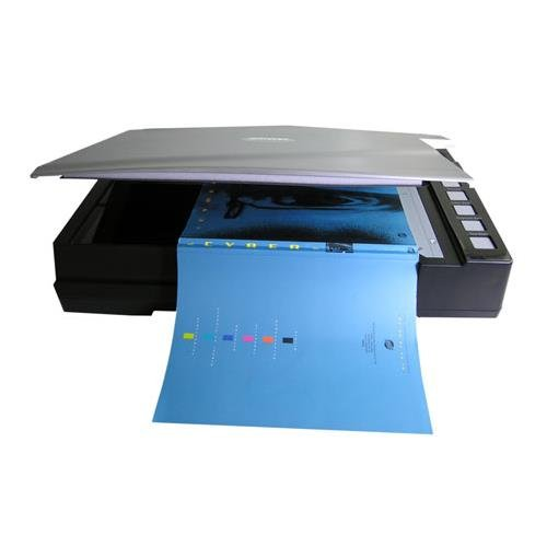 Plustek OpticBook A300 Large Format and Book Scanner, 12x17'' Reflective Scan Area, 600dpi Resolution