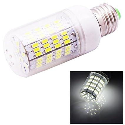 Luces Bombillas, Bombillas Led, E27 9.0W la luz blanca 1000LM 108 LED SMD