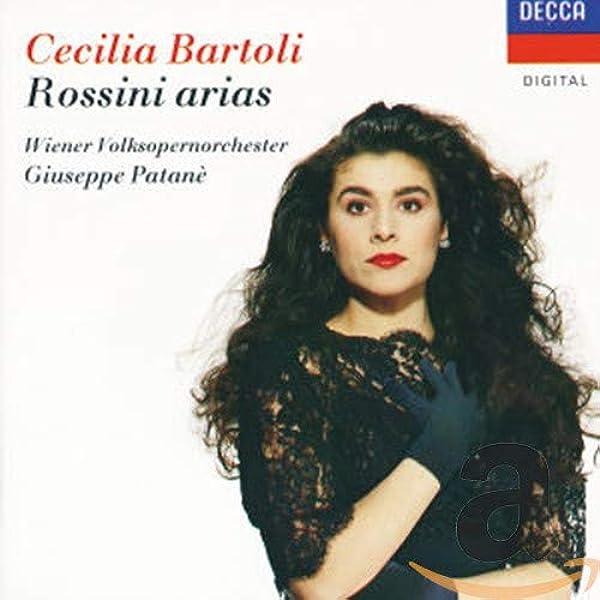 Cecilia Bartoli - Rossini Arias: Cecilia Bartoli: Amazon.es: Música