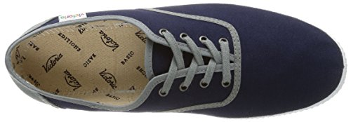 106695 Victoria Marino Blu Unisex Bleu Sneakers BOrdq6O