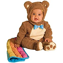 Rubie's Noah's Ark Collection Oatmeal Bear, Brown/Biege, 6-12 Months