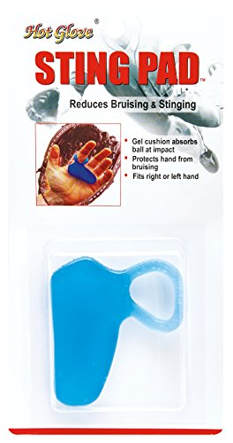 (Hot Glove Sting Pad Hand Protector,)