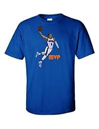 "The Silo BLUE Oklahoma City ""MVP PIC"" T-Shirt"