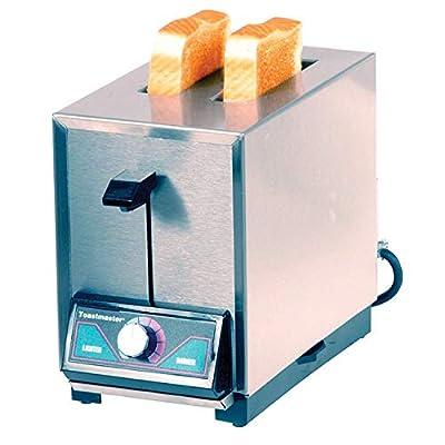 Toastmaster 120V/208V Slice Pop-up Bread Toaster