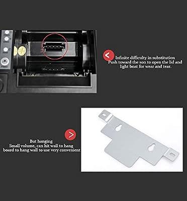 LDJC Impresora térmica de Recibos POS, Impresora de Recibos ...